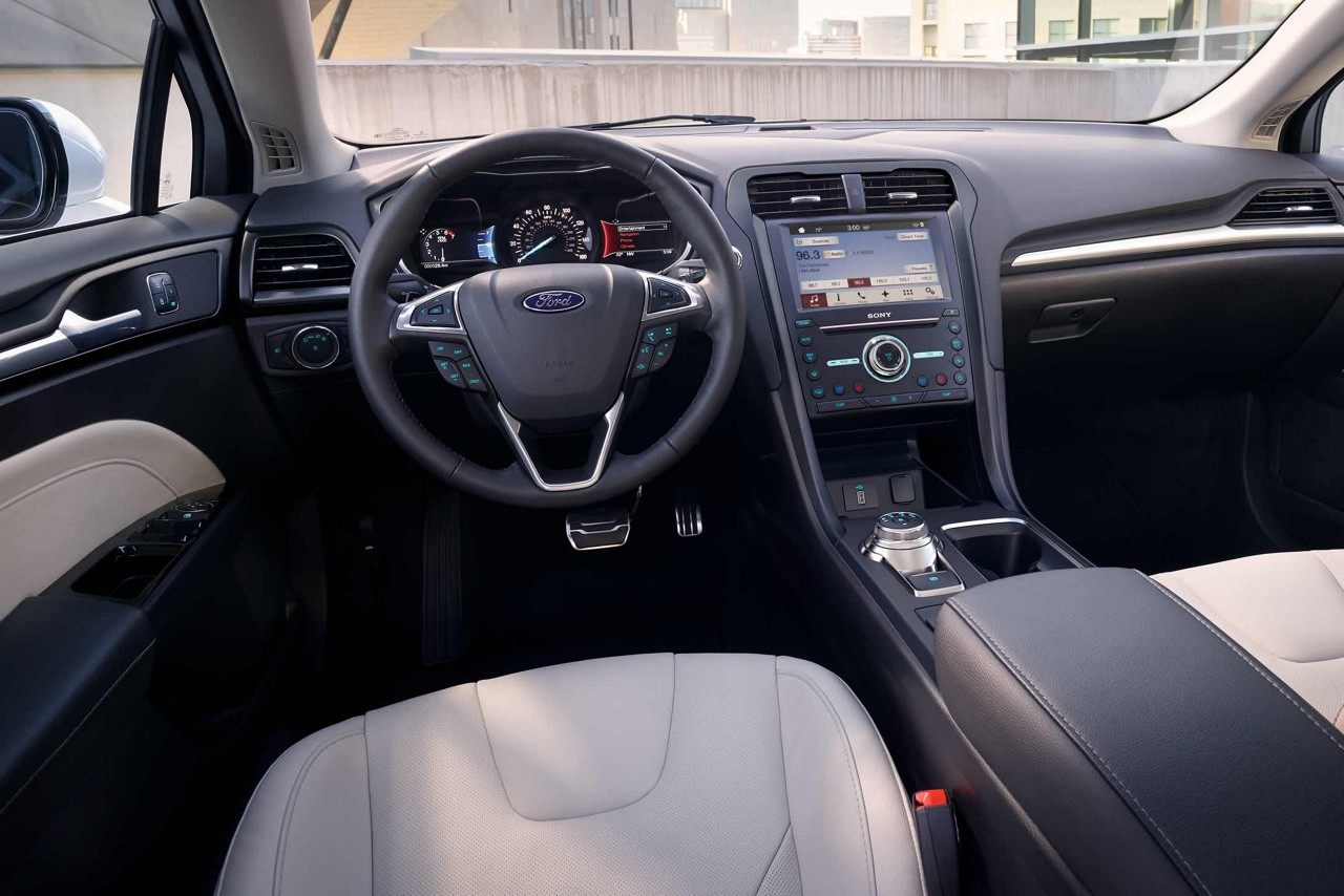 2018 Ford Fusion S Fwd Swift Autos